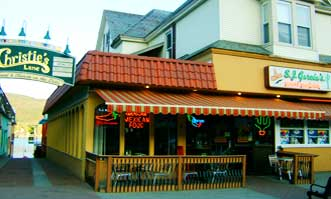 We Are Located Right On Canada Street In Downtown Lake George Village And Open Daily At Noon For Lunch Dinner
